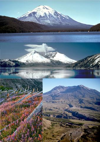 Mount Saint Helens National Monument