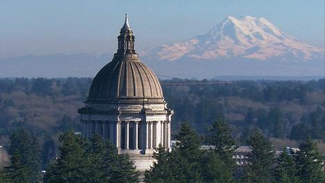 State Capitol Tour - Washington State - Olympia