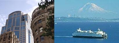 Walk Seattle & Bainbridge Island