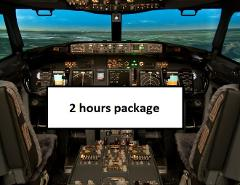 Flight Simulation: 2 hours