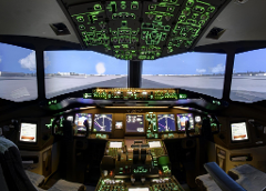 Flight Simulation: 1 hour