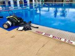 Scuba Safety Training - Pool Session