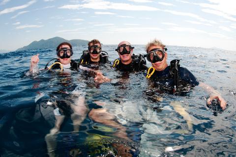 Gold Coast Exploration | Advanced Double Dive