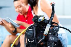 PADI Scuba Diver Upgrade
