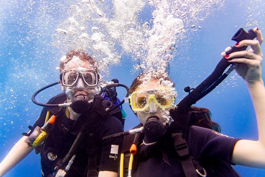 PADI Advanced Open Water Course Gold Coast