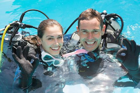 PADI Open Water Course   4 Days   6 Great Barrier Reef Dives