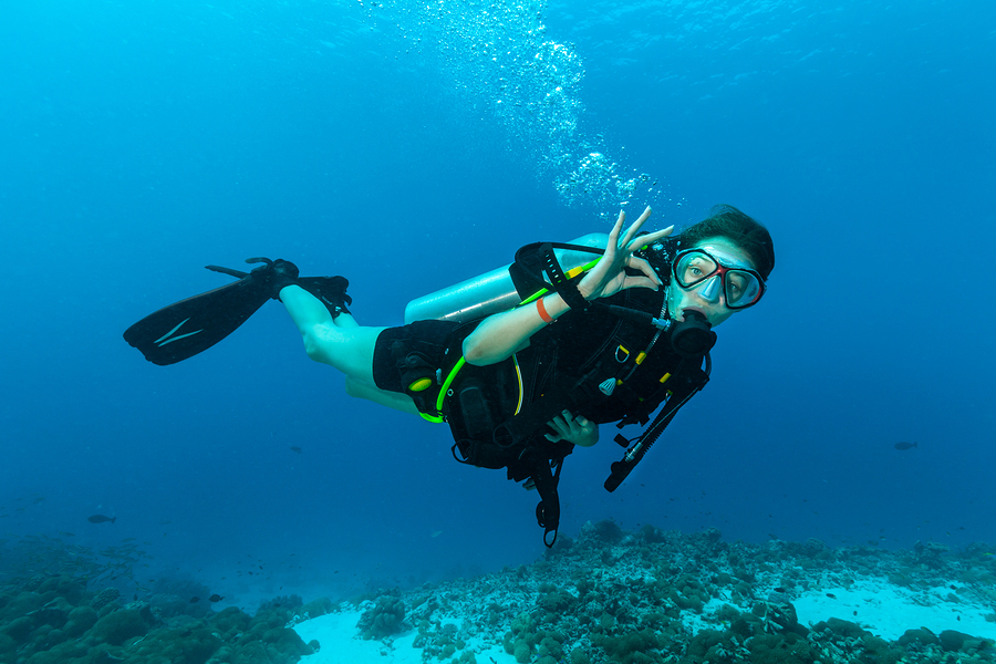 PADI Divemaster Course Gold Coast
