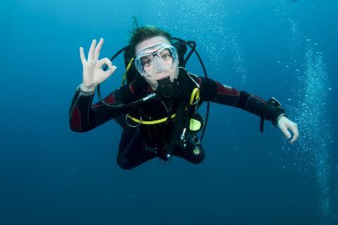 PADI Open Water Diver Course | Brisbane Pool