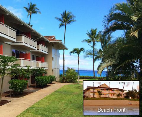 Maui Beach Bungalow - COUPLES