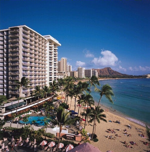 Waikiki Romance Special - Partial Ocean View Room