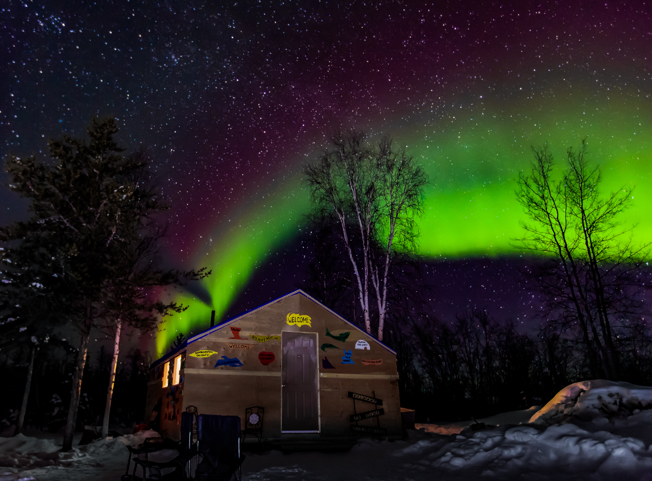 Yellowknife 3 Nights Aurora Hunting and Viewing Package including Hotel Accommodation