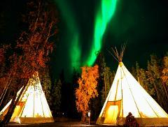 Yellowknife Best Aurora Experience