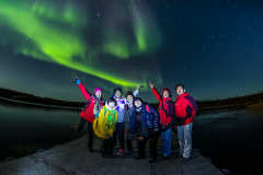 Yellowknife 3 Nights Aurora Hunting and Viewing Package Excluding Accommodation