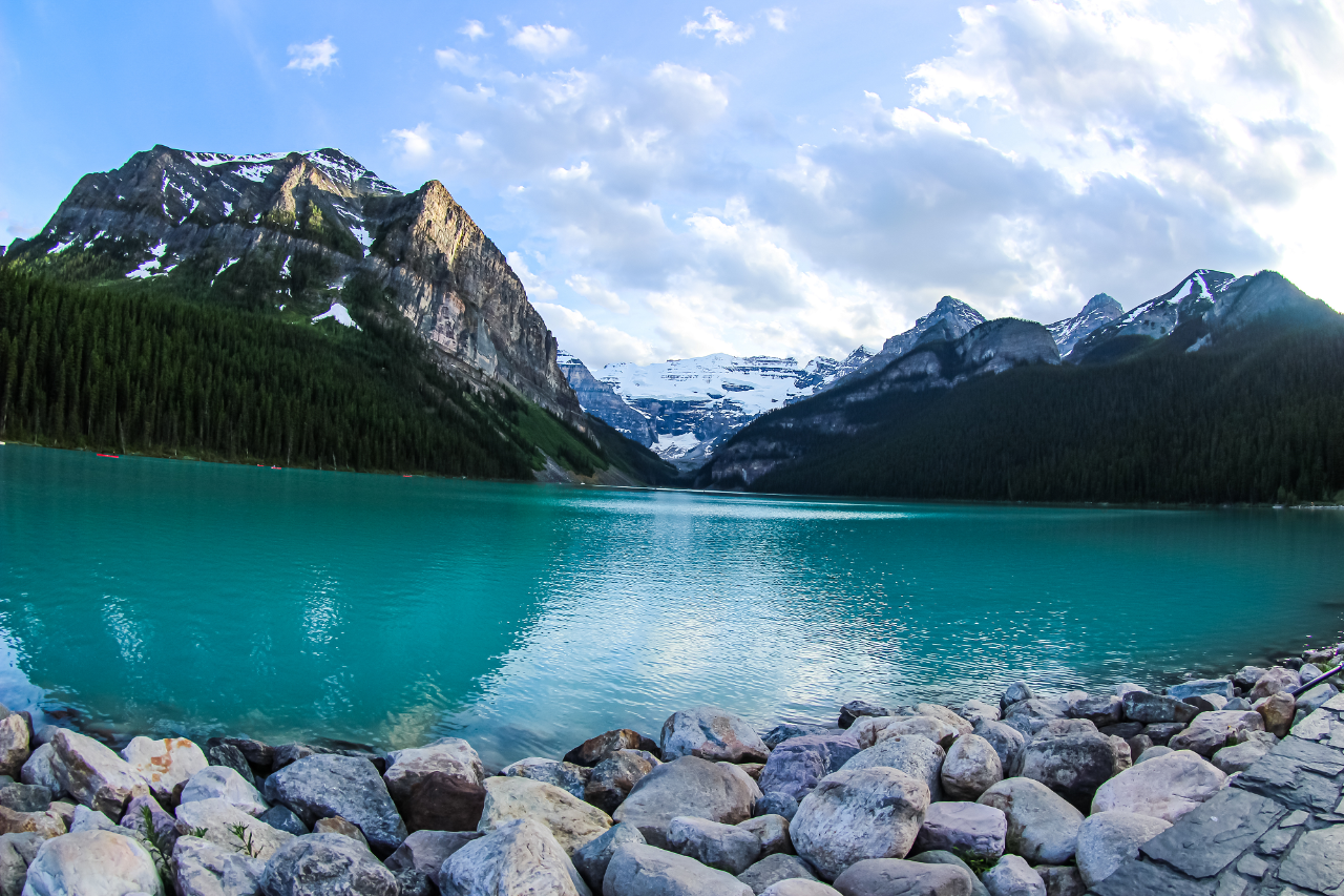 4 Days 3 Nights Summer Canadian Rockies Holiday