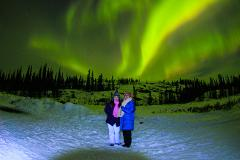 5 Days 4 nights Yellowknife Aurora and Aboriginal Culture Experience