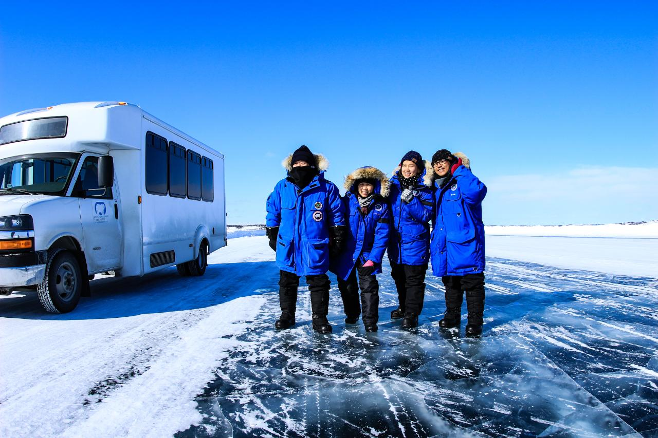 Yellowknife Ice Road Adventure