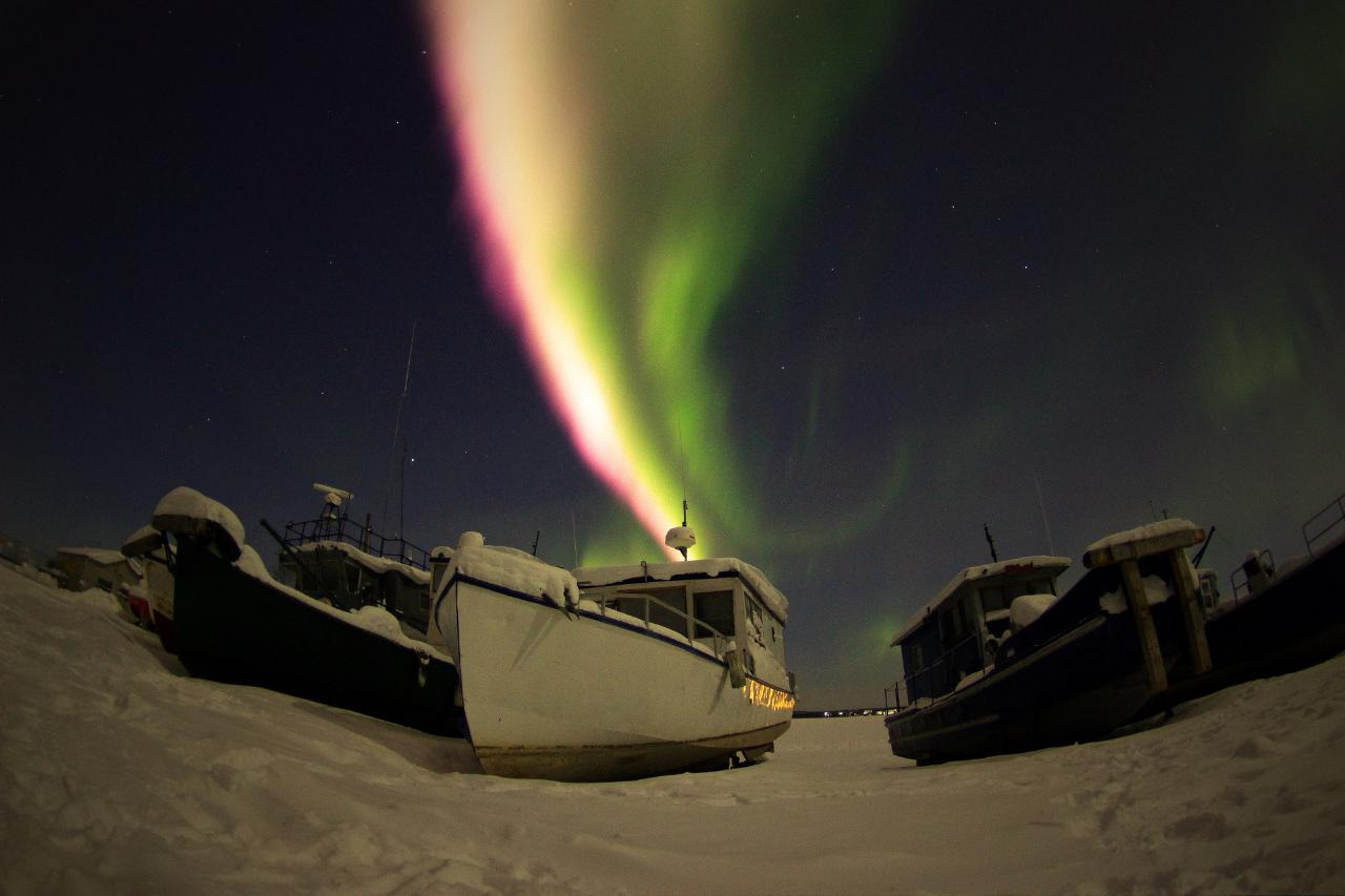 5 Days 4 Nights Chinese New Year Aurora Holiday in Yellowknife             農曆春節極光假期 (套裝行程五天四夜)