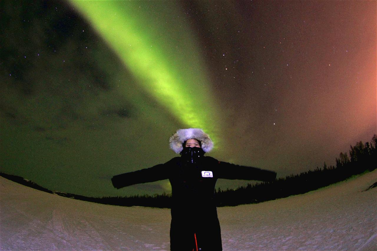 5 Days 4 Nights Northern Lights Christmas Holiday In Yellowknife Including Accommodation Some Meals And Day Tours
