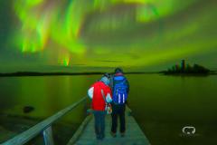 Yellowknife 5 días 4 noches Aurora con alojamiento en hotel