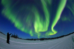 Yellowknife 4 Days 3 Nights Aurora Viewing With Accommodation