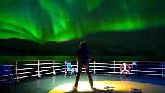 Great Slave Aurora Boat Cruise Tour