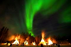 4 Days 3 Nights Aurora Viewing With Accommodation