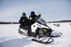 Yellowknife Snowmobile Tours