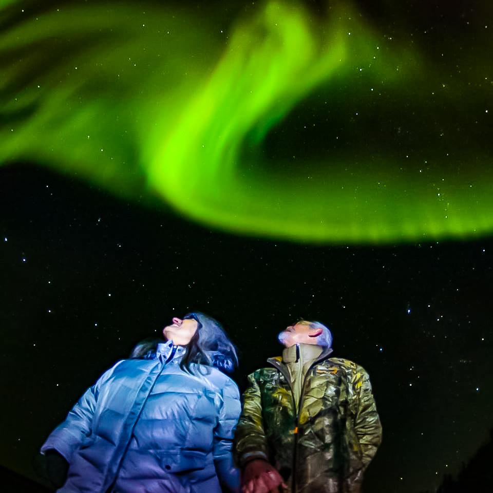 Aurora Hunting Tours