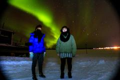 Yellowknife 5 Days 4 Nights Aurora Viewing with Hotel Accommodation
