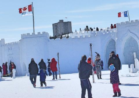 Snow Castle Pass