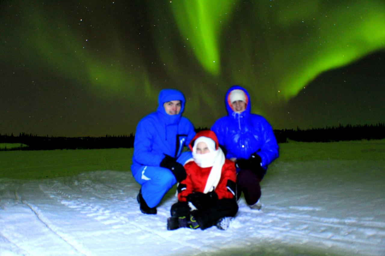 Yellowknife Winter Holiday Package