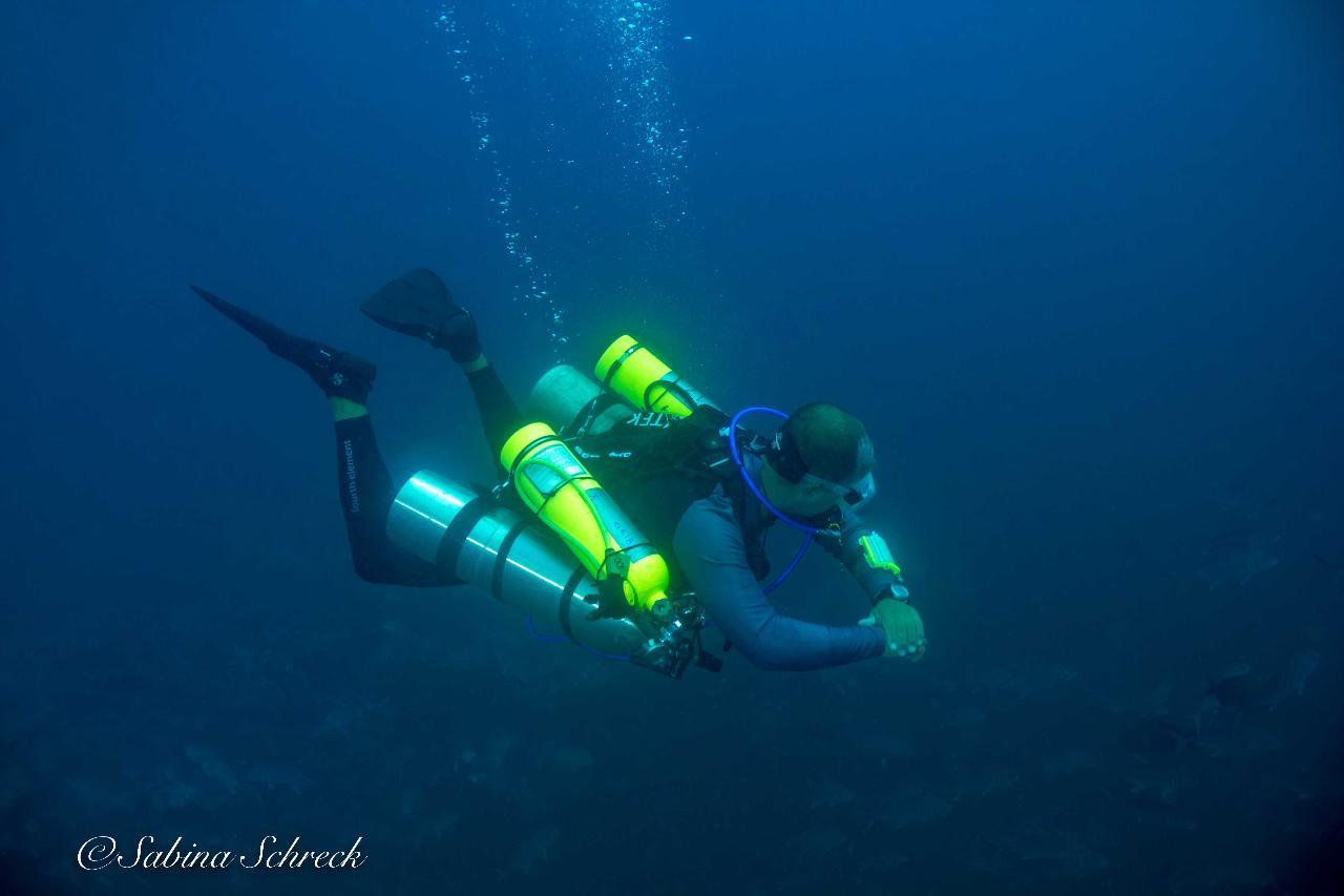 PADI Tec Sidemount Course