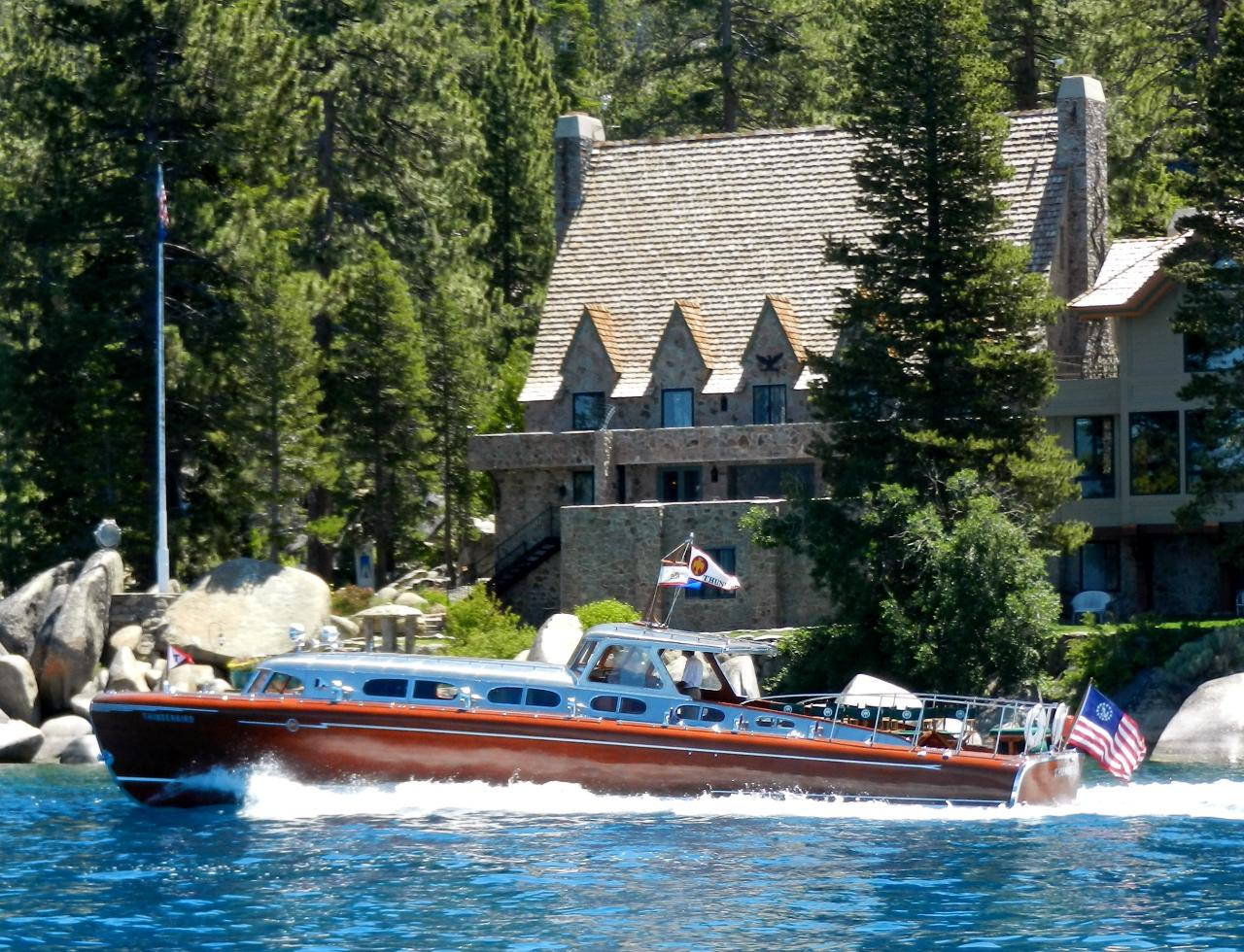 Thunderbird Lodge Cruise & Tour