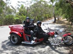 Trike Tour Hire - Half Day (6 Hours)