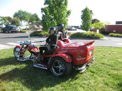 Trike Tour Hire - Full Day (8 Hours)