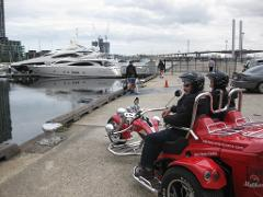 Trike Tour Hire - One Hour