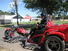 Trike Tour Hire - Two Hours