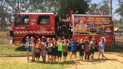Fire4Hire - Kids Parties