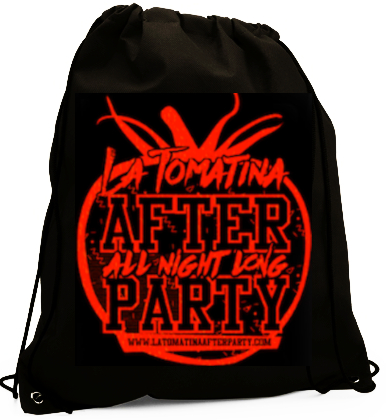 The Official La Tomatina After Party Bag
