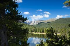 Mount Evans Region Scenic Mountain and Mining Town Tour