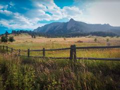 Boulder Flatirons Explorer