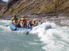 Rafting 7.45am Dec-April