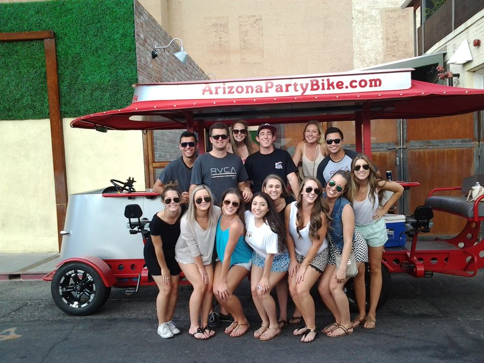 Private Group Party - Tucson