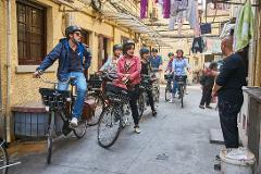 "Private Bike Tour ""Morning Discovery of Shanghai"""