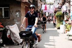 Shanghai by Bike 3hrs - Private tour