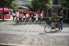Shanghai Morning Bike tour 8:45AM