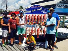 Team Aquatic Offshore Fishing