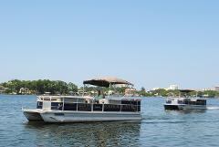 1/2 Day Pontoon Rental