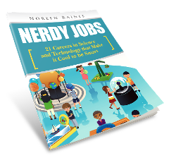 Nerdy Jobs in STEM Book