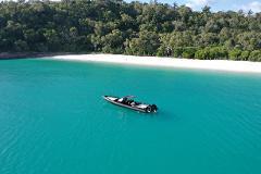 Hayman Island - Private Ocean Spirit Half Day Charter - 4 hour